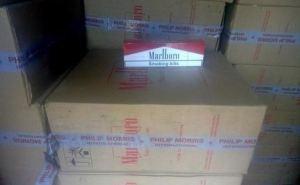 В Луганске перехватили партию контрабандных сигарет на сумму 1,5 млн. рублей. ФОТО