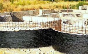В Рубежном начали строительство храма в честь Георгия Победоносца. ВИДЕО