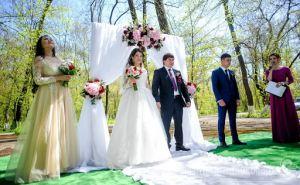 Как изменилось количество бракосочетаний в Луганске из-за коронавируса