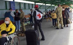 Стало известно, сколько человек вчера смогли пересечь КПВВ «Станица Луганская»