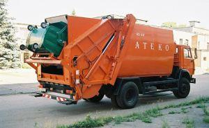 Луганские коммунальщики рассказали как вывозят мусор