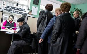 В Луганске возобновили «сверку» данных получателей пенсионных выплат