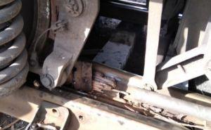 Одиннадцать грузовых вагонов сошли с рельсов у шахты «Самсоновская— Западная»