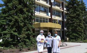 Гумпомощь получили дома-интернаты на Луганщине