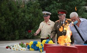 В Северодонецке провели акцию памяти в день нападения фашистов на СССР