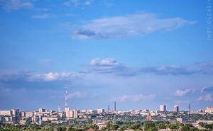 Сегодня в Луганске до 30 градусов тепла, кратковременный дождь, возможно гроза