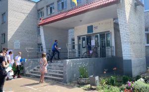 Как в Северодонецке проходят ВНО школьники из Луганска. ФОТО. ВИДЕО