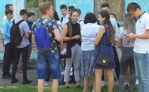 ВНО по украинскому языку и литературе стартовало в Луганской области