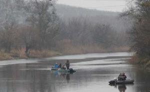При попытке переправиться через Северский Донец задержаны два иностранца и восемь луганчан