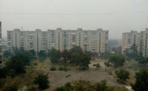 Жителей Северодонецка, Рубежного и Кременной призывают плотно закрыть окна и без надобности не выходить на улицу