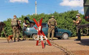 На Донбассе у линии фронта работают блокпосты Нацгвардии «на колесах»