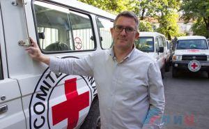 «Красный Крест» улучшил условия для прохождения КПВВ «Станица Луганская»