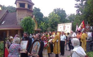 Три дня по Луганску будет идти крестный ход «За мир в Донбассе»