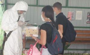 На прошлой неделе на КПВВ «Станица Луганская» задержали 7 человек и в Меловом еще 4 за нарушение самоизоляции