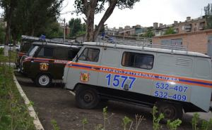 За 18 лет деятельности Луганская аварийно-спасательная служба спасла жизни 768 луганчанам. ВИДЕО