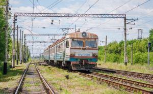 В Луганской и Донецкой области пустили пригородные поезда