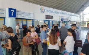Сегодня в Луганске начали продавать билеты на международные автобусные рейсы