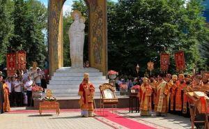 В Луганске Пасечник отметил 1032-летие Крещения Руси