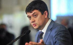 Спикер парламента приедет в Луганскую область на пепелище в Смоляниново