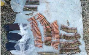 На окраине Луганска обнаружили почти 450 боеприпасов