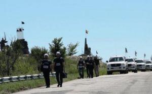 В Луганской области ОБСЕ не зафиксировала ни одного нарушения режима прекращения огня.