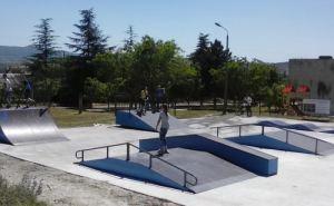 В Луганске на стадионе «Авангард» откроется скейт-парк