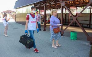 В субботу, 1августа, через КПВВ «Станица Луганская» смогли пройти 1613 человек
