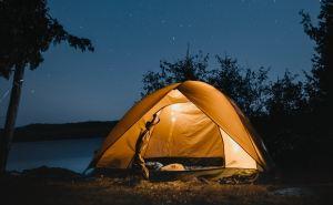 Палатки для велотуризма