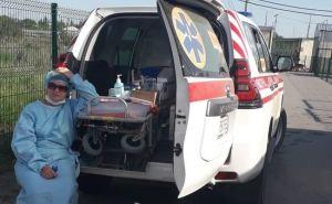 Мобильный пункт тестирования COVID-19 на КПВВ «Станица Луганская» будет выдавать результаты в течении 48 часов