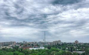 Сегодня, 11августа, в Луганске кратковременный дождь, гроза, +30 градусов