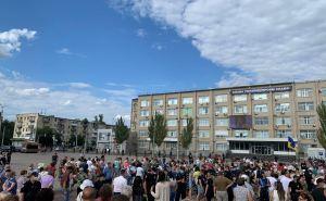 В Луганской облгосадминистрации ввели карантин в связи с «вспышкой заболевания COVID-19»