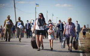 В понедельник, 10августа, линию разграничения смогли пересечь 2858 человек