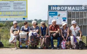 Что изменилось на КПВВ «Станица Луганская» с начала недели: новые требования, новые услуги
