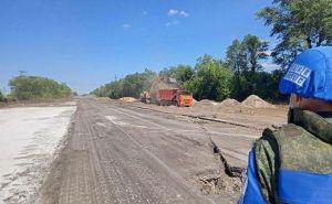 Благодаря перемирию активно проводятся работы по строительству новых КПВВ в Счастье и Первомайске