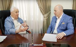Большинство жителей Донбасса согласятся жить в составе Украины только на условиях автономии,— Кравчук