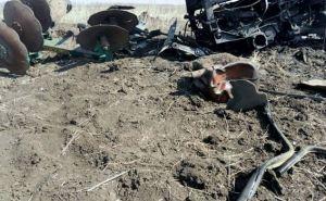 Стали известны подробности подрыва трактора под Славяносербском