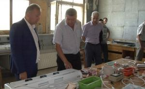 В луганском ЦКБ «Донец» разработали устройства для профилактики коронавирусной инфекции COVID-19