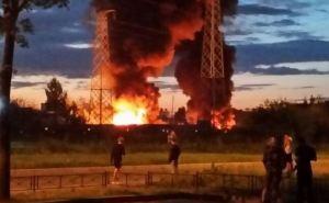 Под Киевом произошел взрыв на газопроводе «Уренгой— Помары— Ужгород»