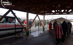 С начала года на КПВВ умерли шесть человек при пересечении линии разграничения