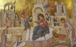 Завтра православные отмечают Рождество Пресвятой Богородицы и Приснодевы Марии