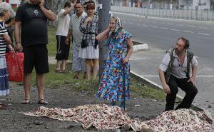 С начала войны на Донбассе погибли более 3 тыс. мирных жителей, ранено более 7 тыс гражданских