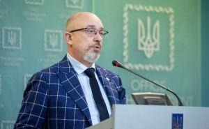 Резников проанонсировал введение особого режима на Донбассе