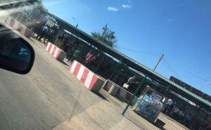 Ограничения введенные Луганском на пересечение КПВВ «Станица Луганская» не уменьшило количество людей на переходе