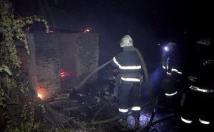 В Луганске при пожаре жилого дома погиб 64-летний мужчина с инвалидностью