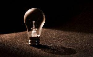 Отсутствие электроснабжения в Луганске 29сентября