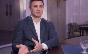 Николай Тищенко вошел в парламентскую законодательную группу по Донбассу