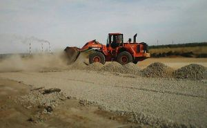 В Луганске заявили, что работы по строительству КПВВ у Счастья выполнены на 35%
