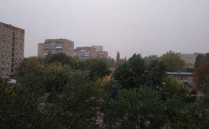 В Луганске опять усилились пыльная буря и штормовой ветер. ФОТО очевидцев