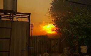 В Луганской области организован круглосуточный штаб по оказанию помощи пострадавшим в результате пожаров