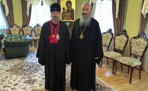 Митрополит Луганский и Алчевский Митрофан награжден орденом святого равноапостольного князя Владимира I степени